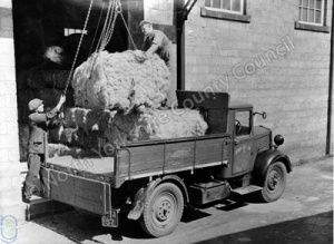 Wool Delivery